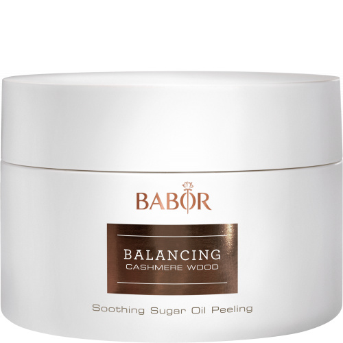 Balancing Cashmere Wood Soothing Sugar Oil Peeling -20%OFF